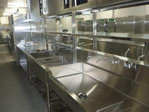 3階主厨房改修工事完了1