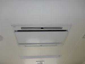 空調室内機設置完了