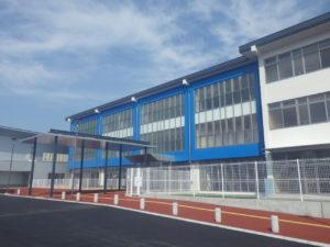 和田地域交流センター外観